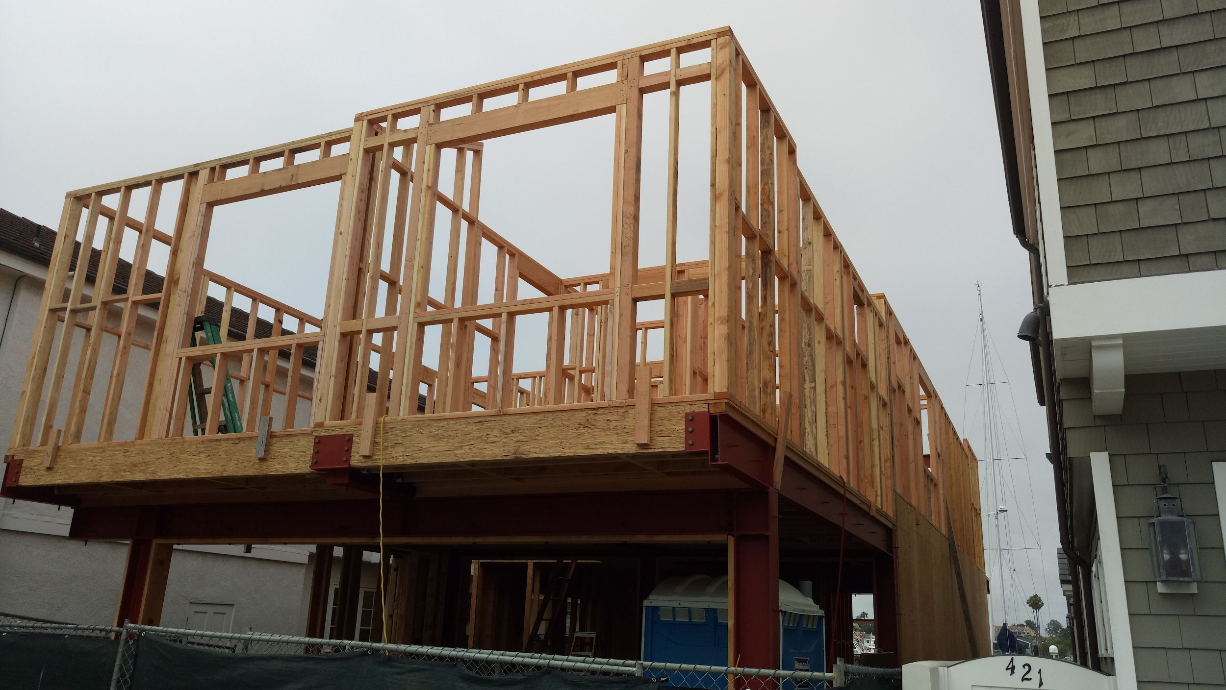 Rough Carpentry, Lath & Plaster, Drywall