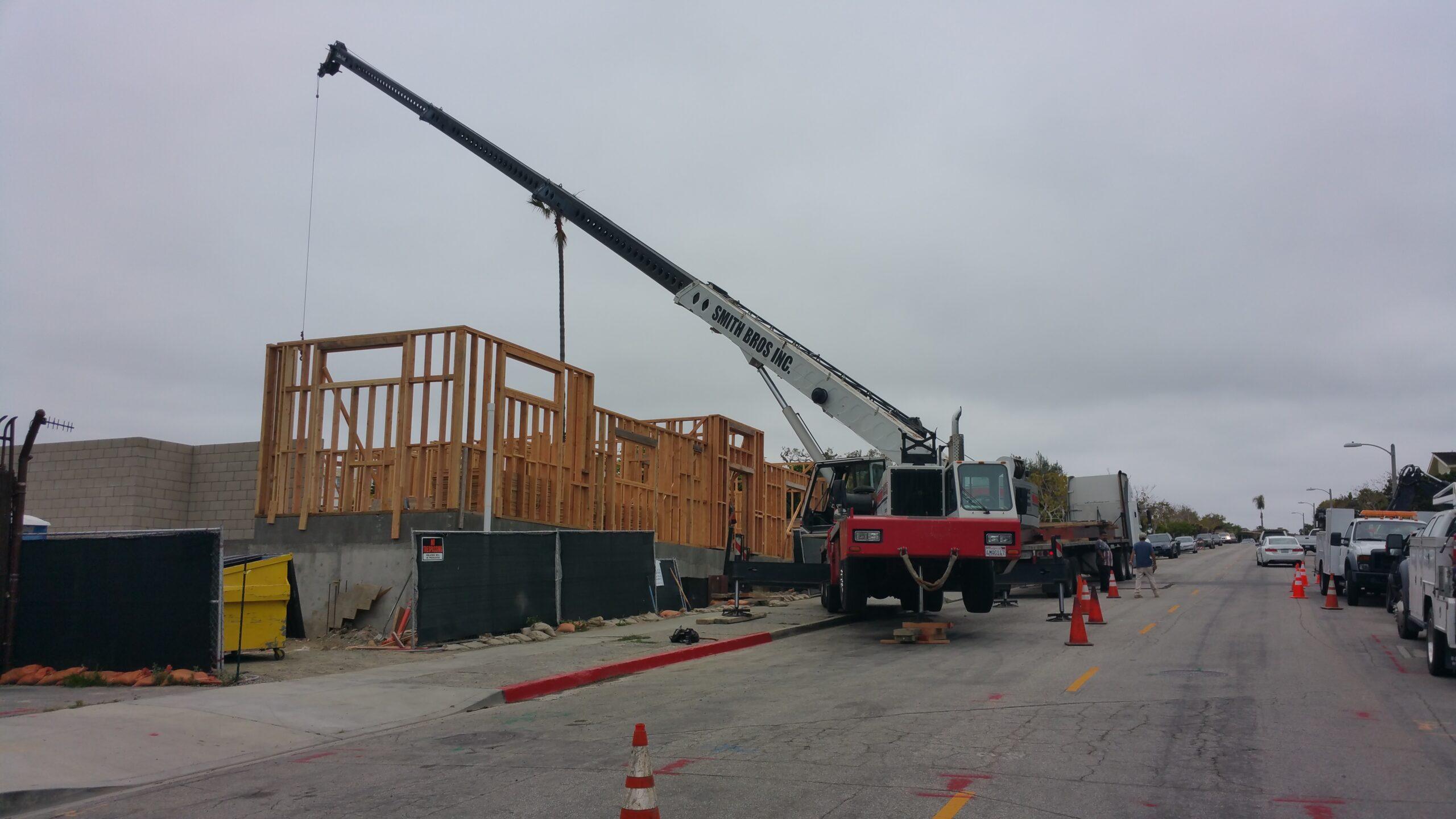 Concrete Forming, Rebars Installation