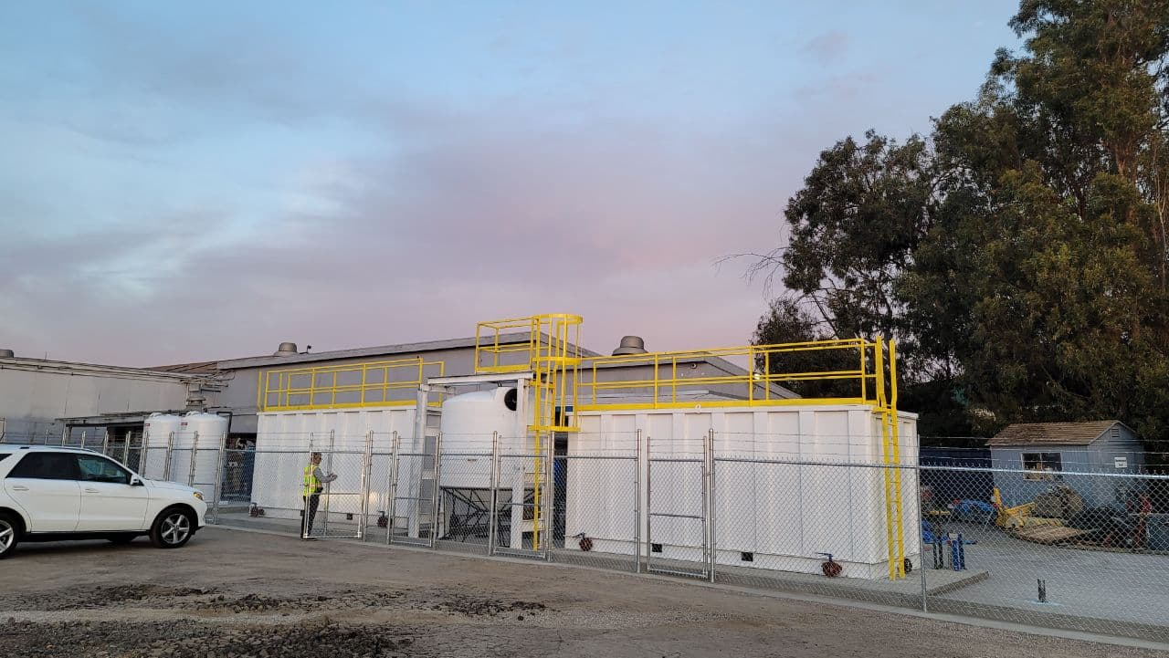 storm guard water treatment