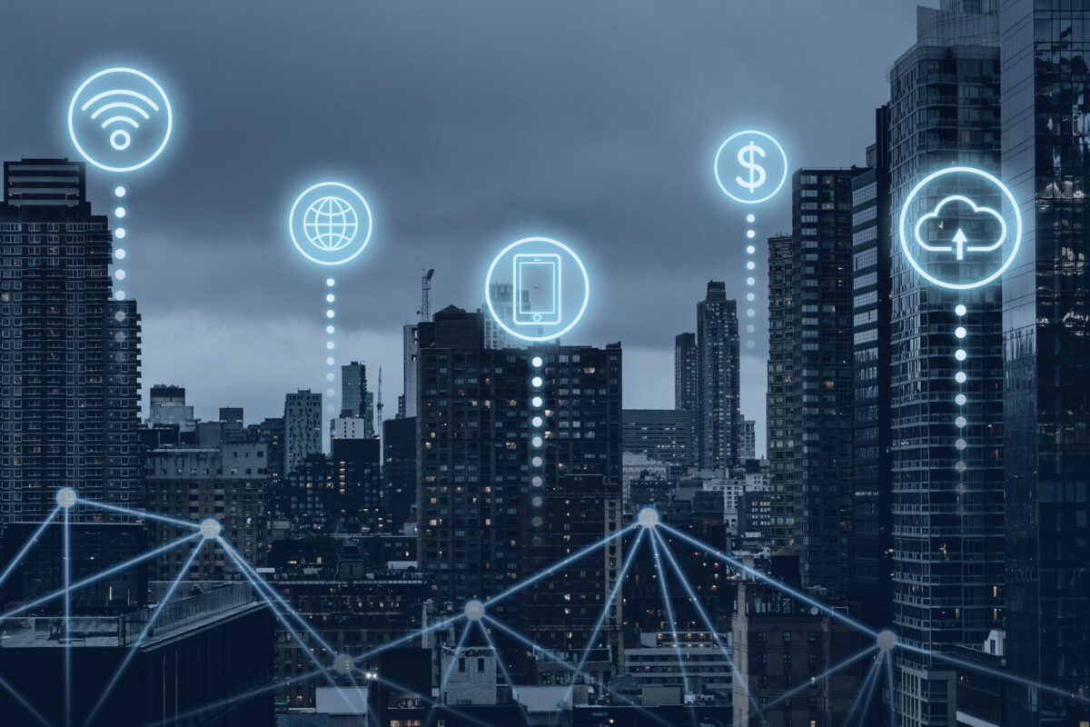 IoT Implementation in the Construction Industry