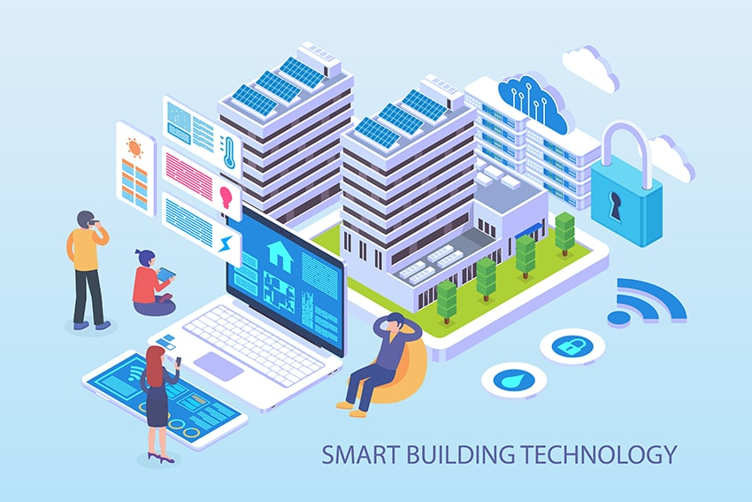 Examples of Smart Buildings